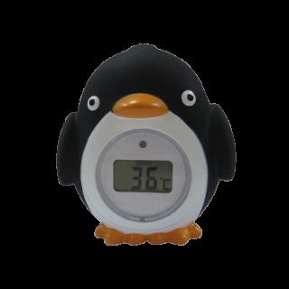 Badetermometer Pingvin