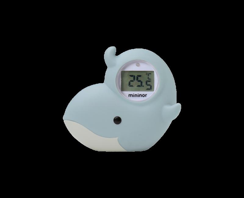 Badetermometer Hval