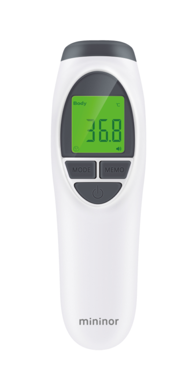 Kontaktløst termometer