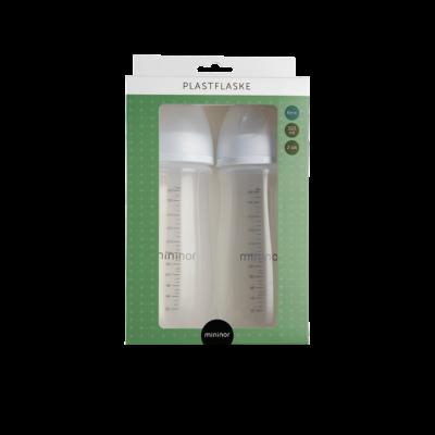 Plastflasker 320ml
